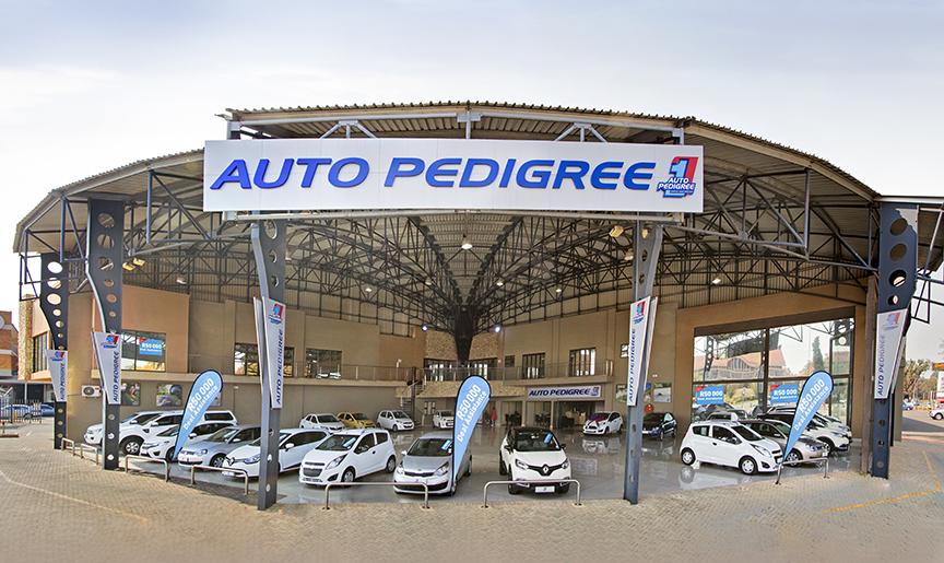 Auto Pedigree Vanderbijlpark dealer image0