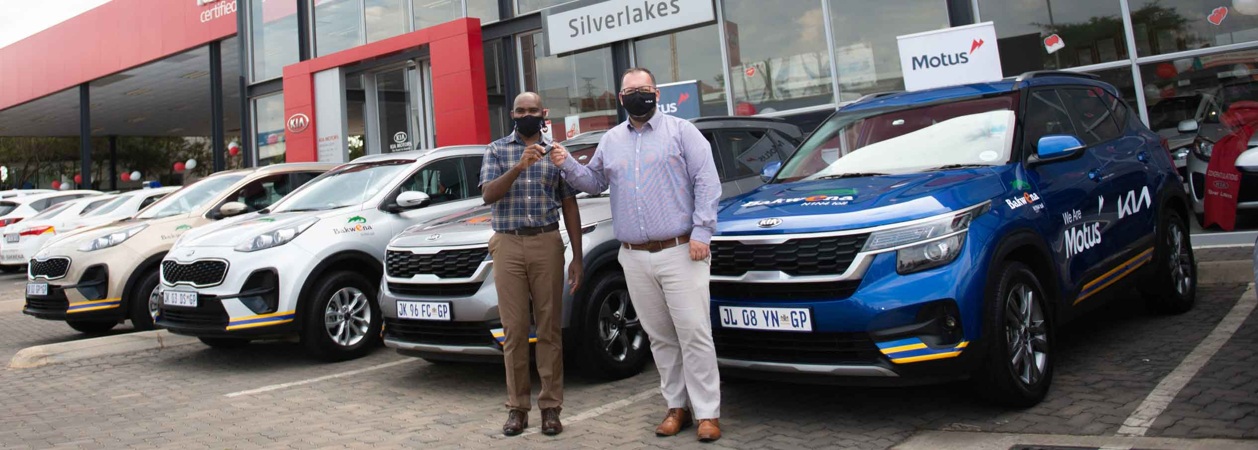 Motus and Kia partner for safer roads this Easter