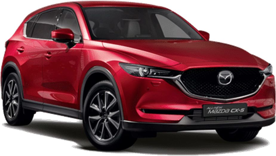 Mazda CX-5 2.0L Active 6MT from only R5 707pm banner