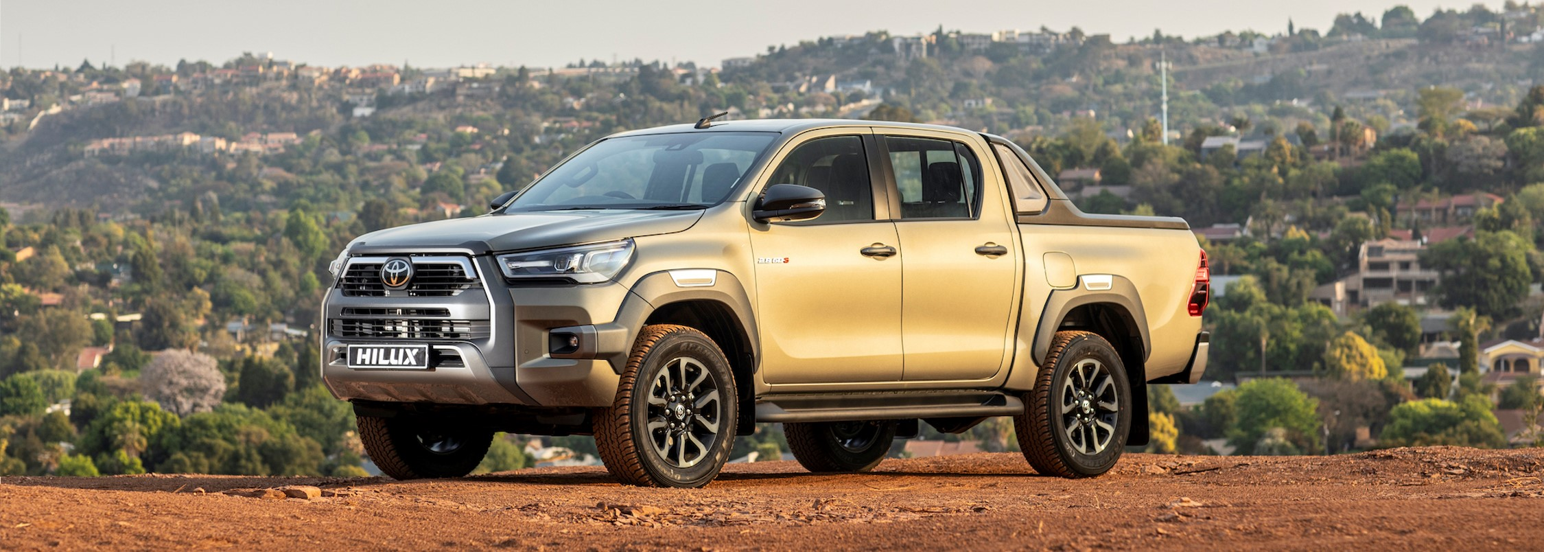 Well-rounded Toyota Hilux significantly updated