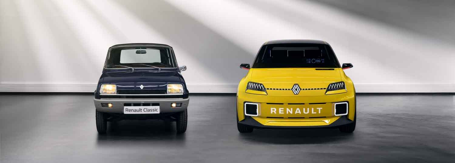 R5 moving Renault into a new era