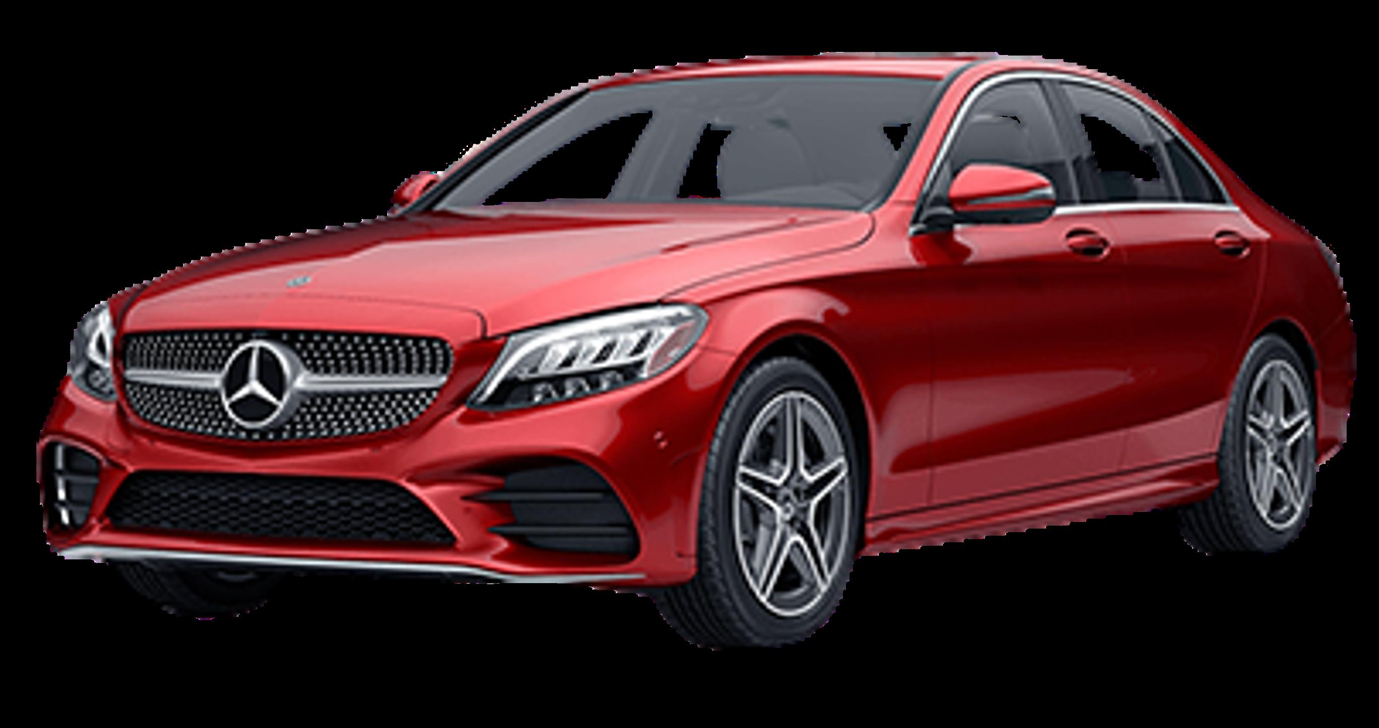 2019 Mercedes-Benz C200 banner