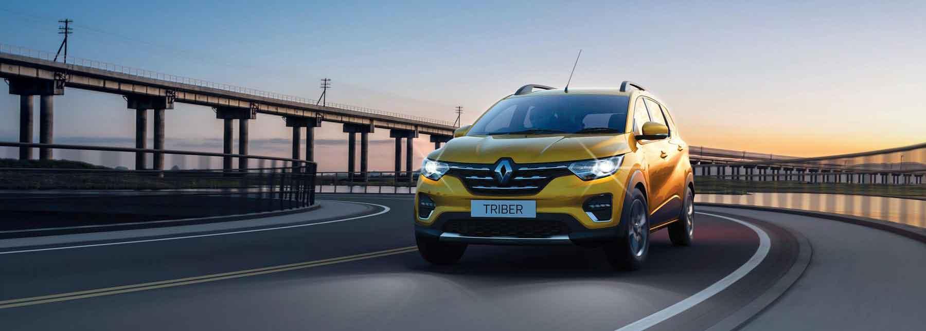Renault Triber receives updates for 2021