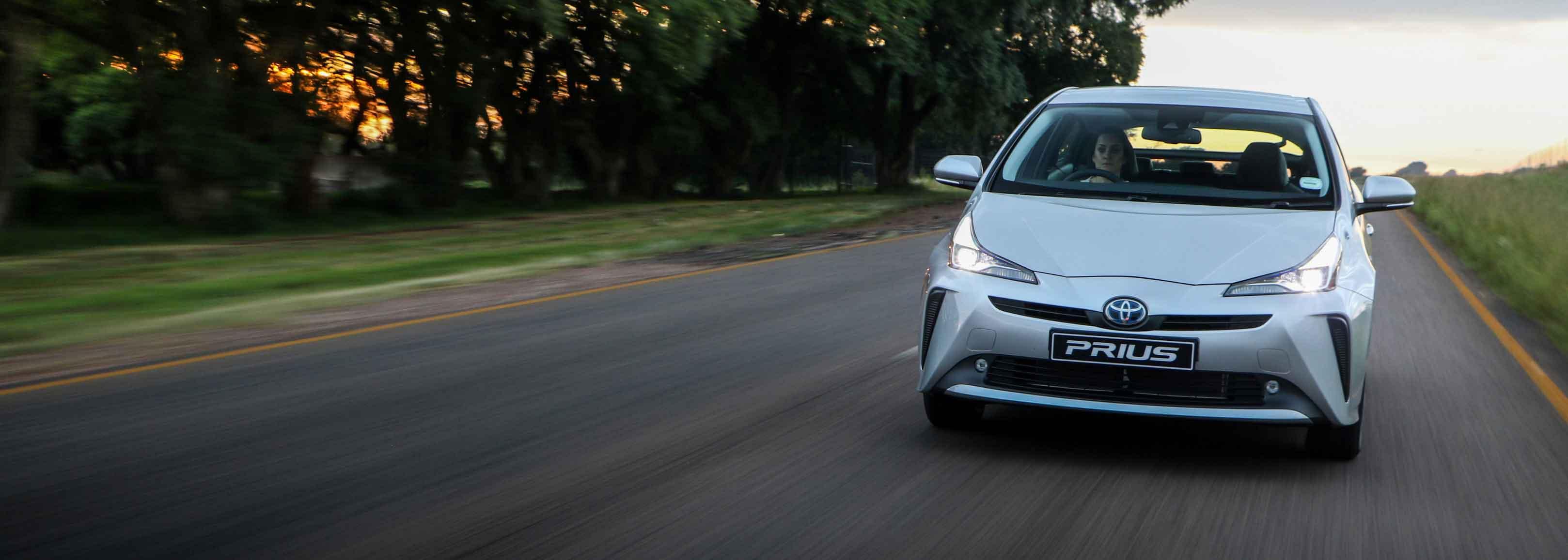 Toyota Prius updated