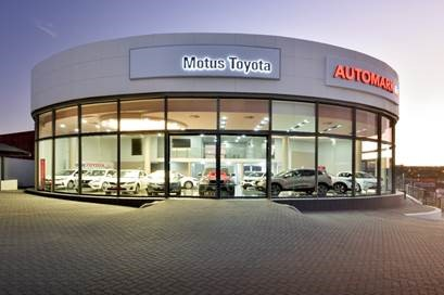 Motus Toyota Ferndale dealer image0