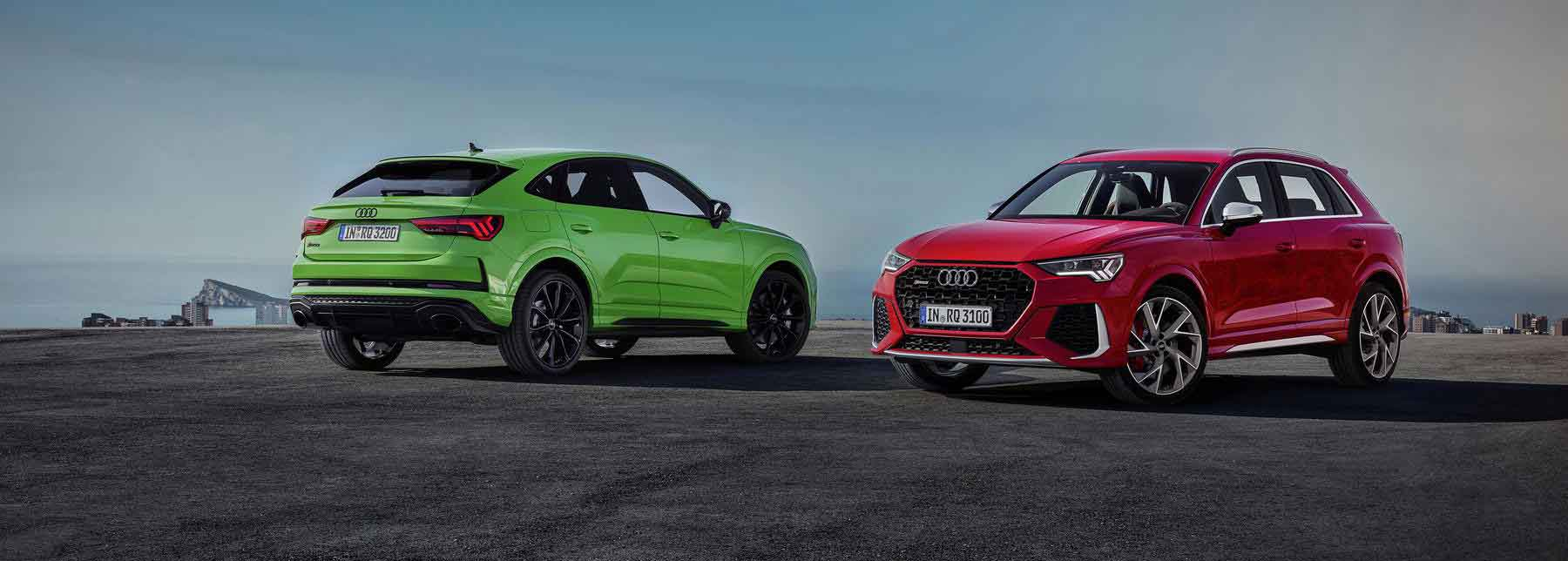 Audi RS Q3 and RS Q3 Sportback arrive in SA