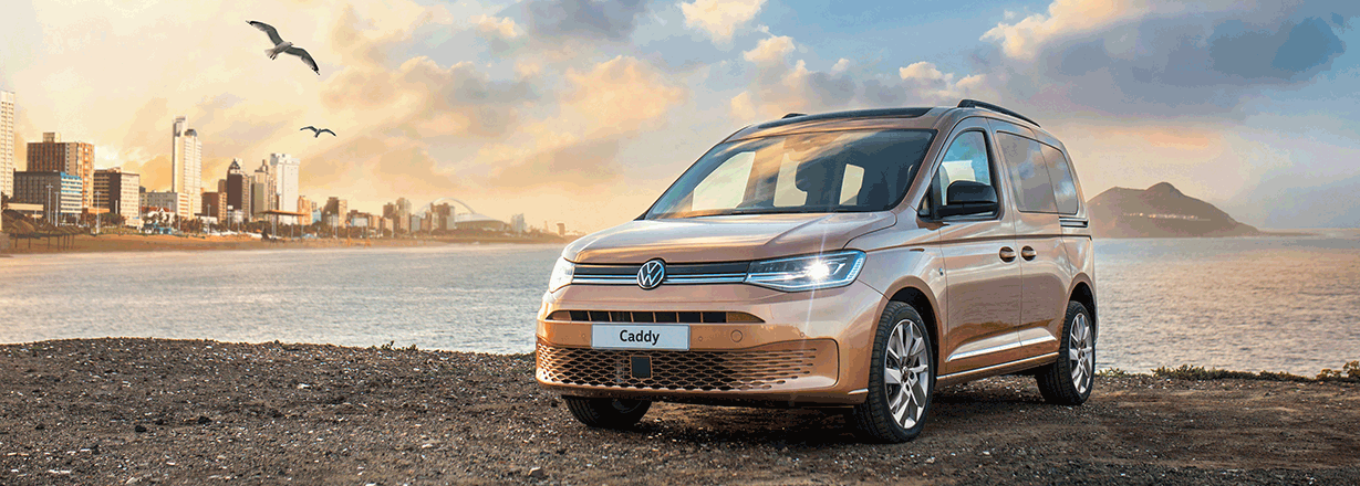 New Volkswagen Caddy to go on sale in November