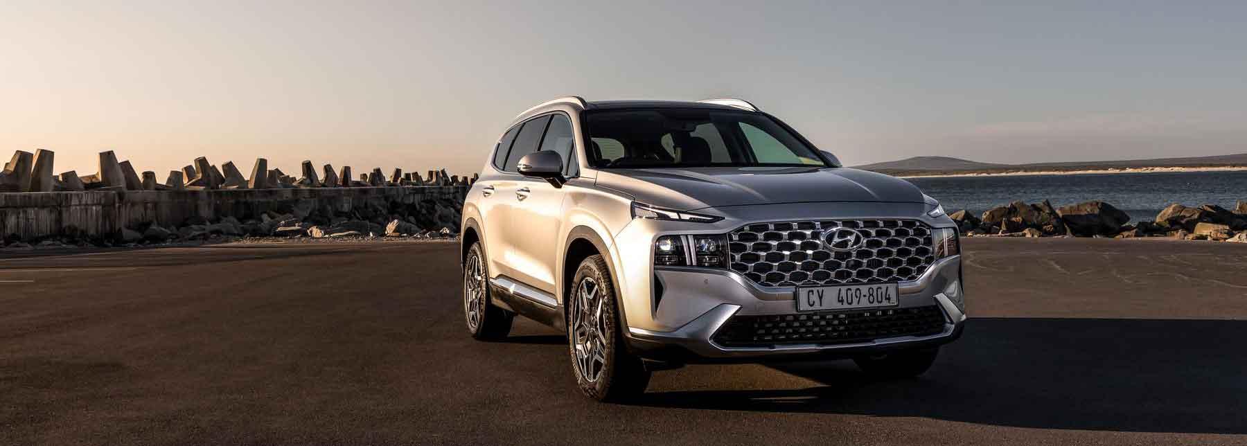 Hyundai updates Santa Fe significantly