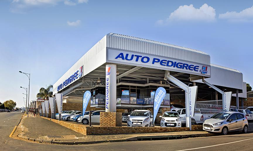Auto Pedigree Krugersdorp  dealer image0