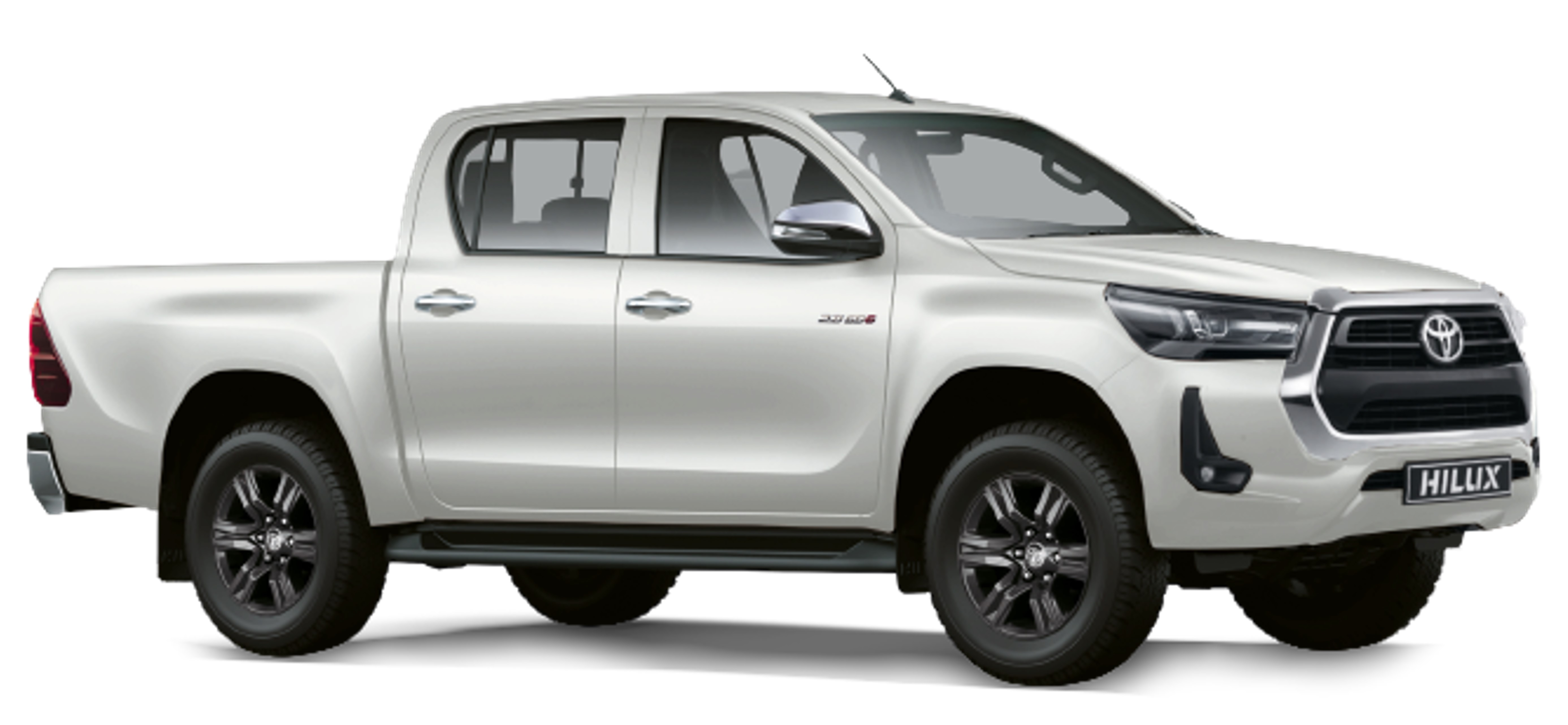 Hilux 2.8 DC RB Raider Auto for R7 399pm banner