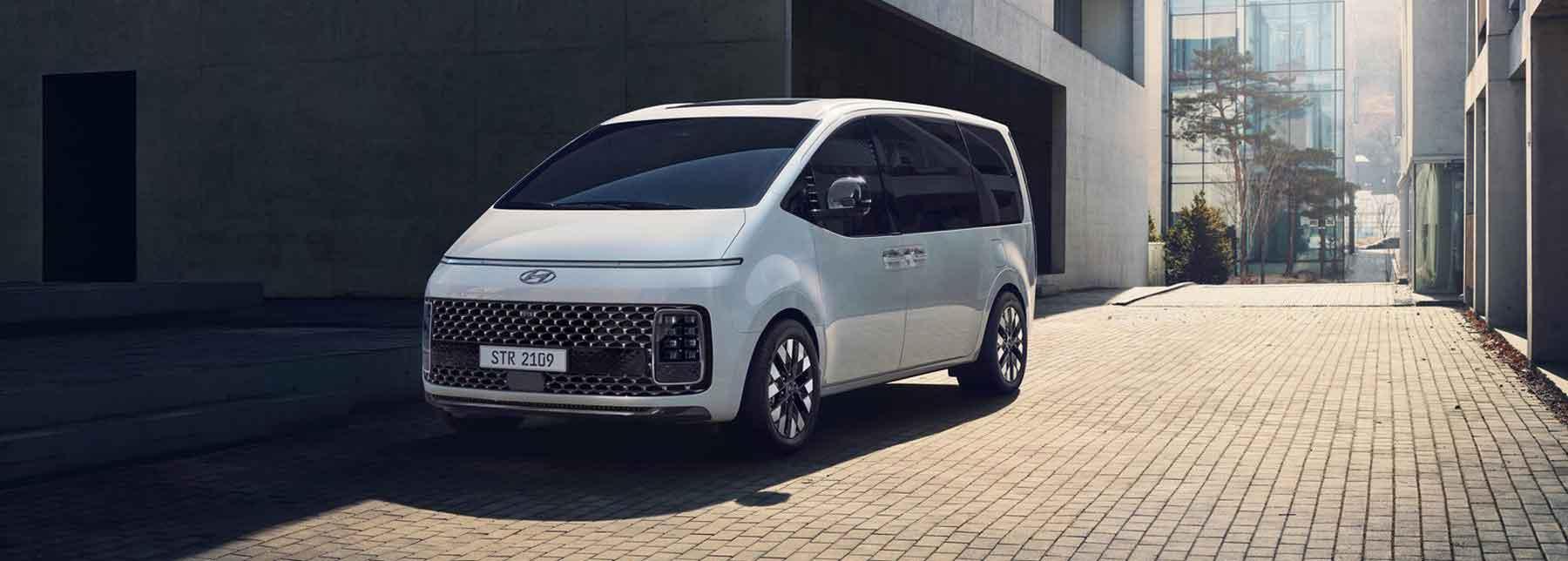 Hyundai Staria makes global debut