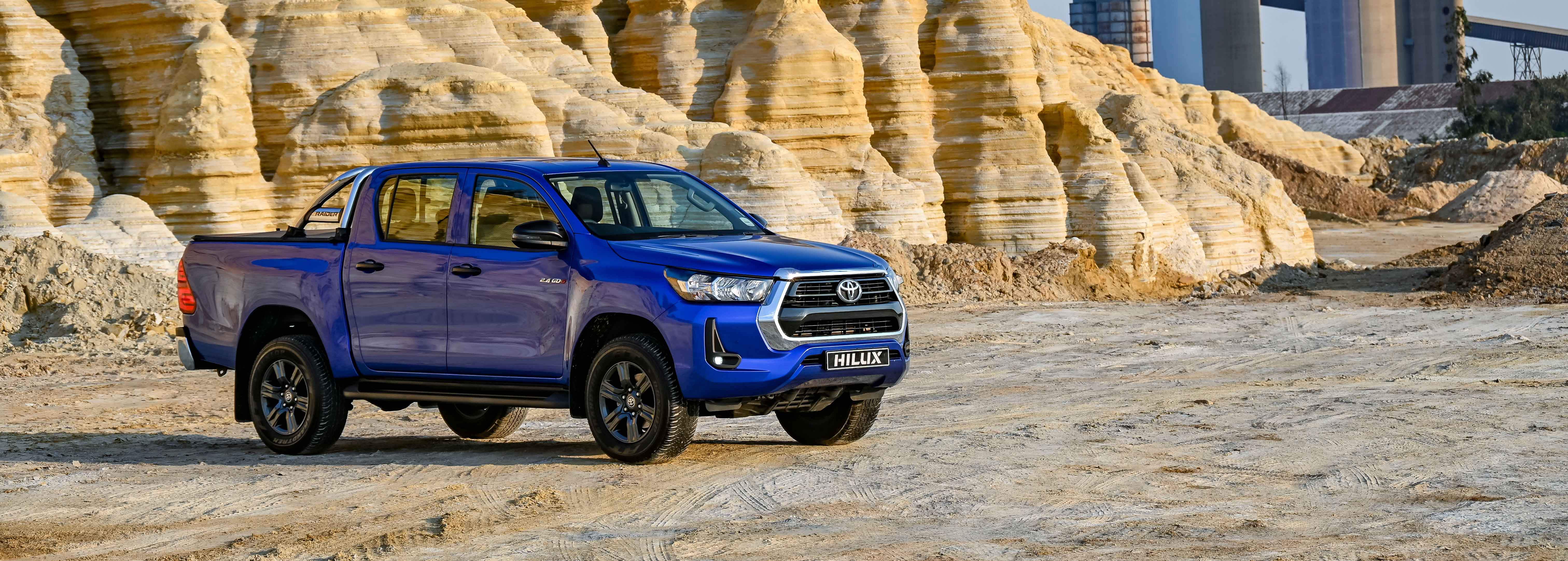 Toyota Hilux Raider receives specification upgrades video-banner