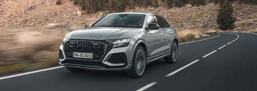 Audi launches RS Q8 super SUV