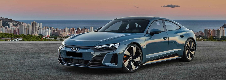 Audi unveils the Audi e-tron GT
