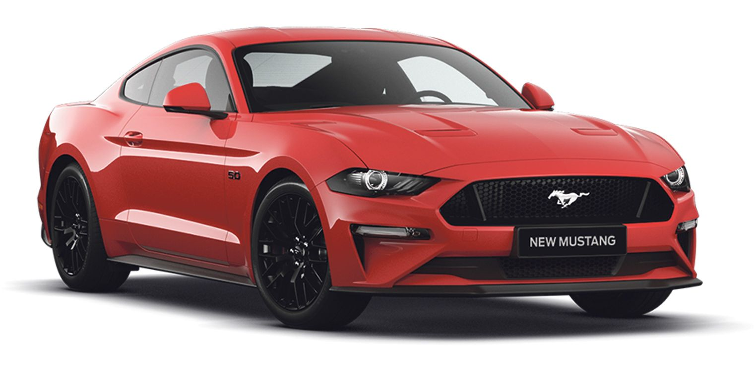 Ford Mustang Fastback from only R11 799pm  banner