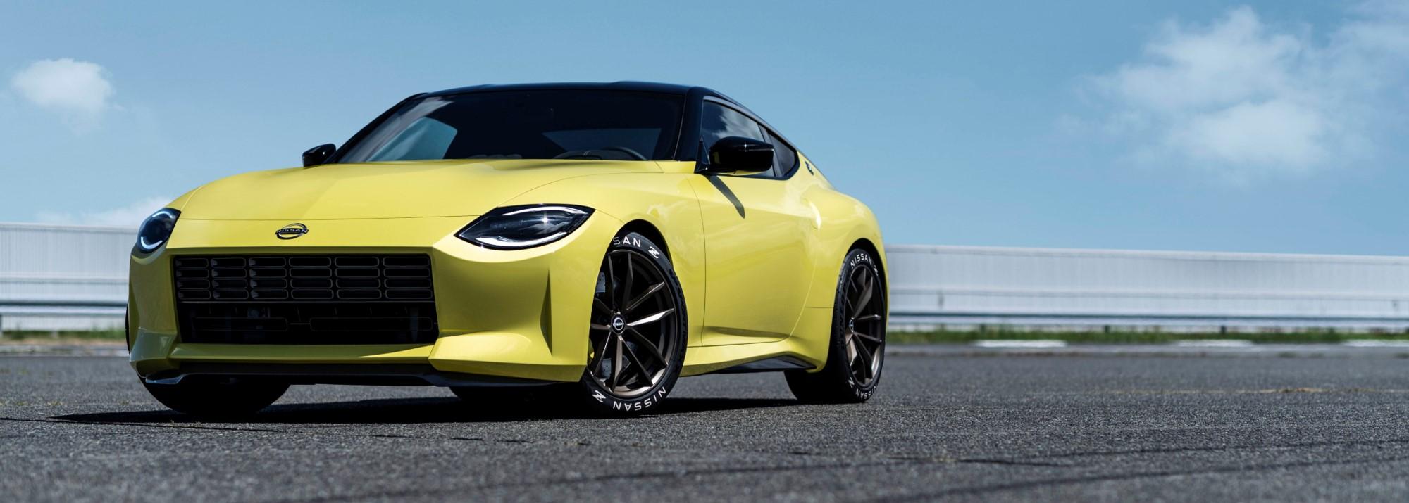 Nissan Proto Z unveiled
