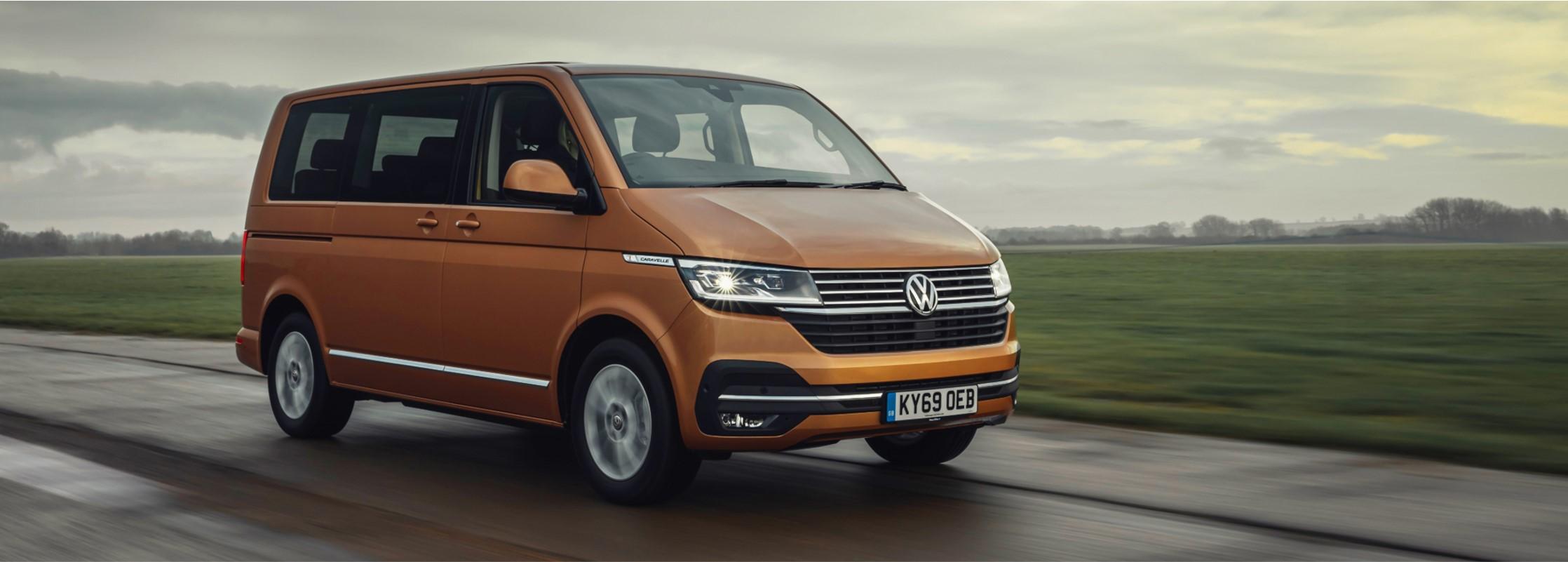 Evergreen Volkswagen Transporter updated