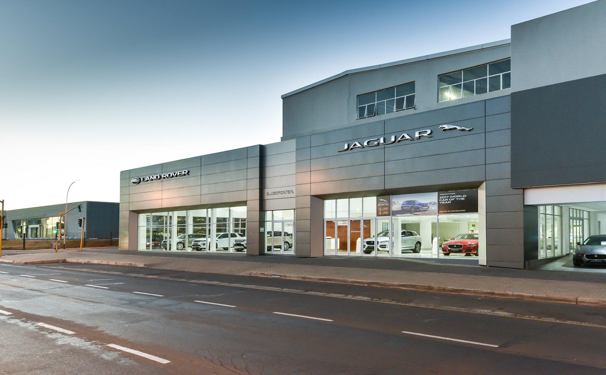 Jaguar Bloemfontein dealer image0