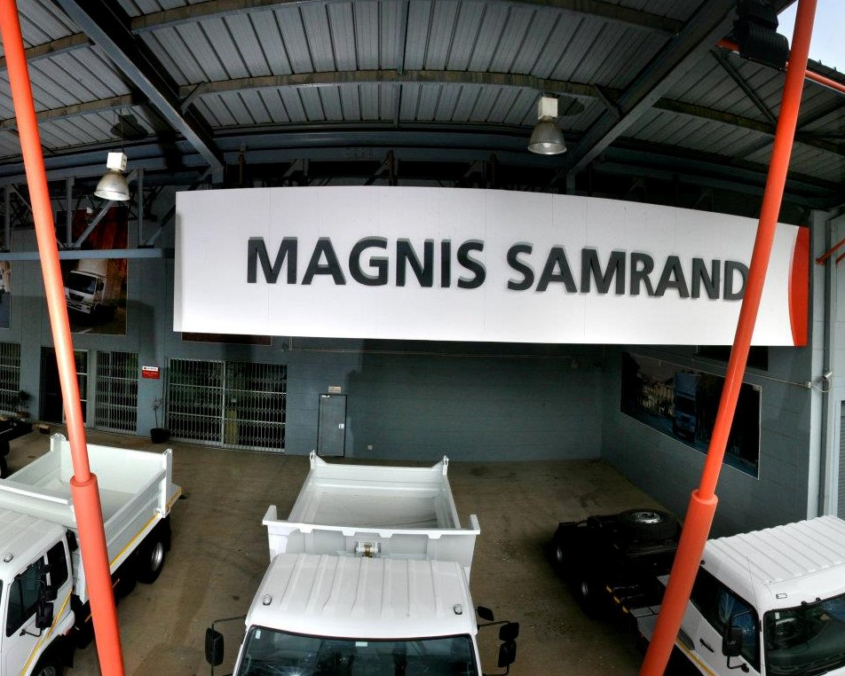 Magnis UD Trucks Samrand dealer image0