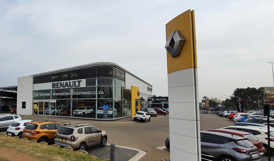 Motus Renault East Rand dealer image0