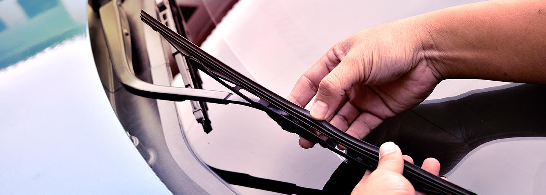 Car Hack: Get rid of wiper blade squeak easily