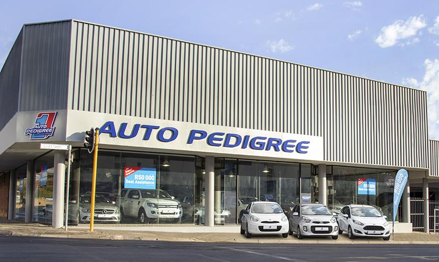 Auto Pedigree Bloemfontein Church St dealer image0