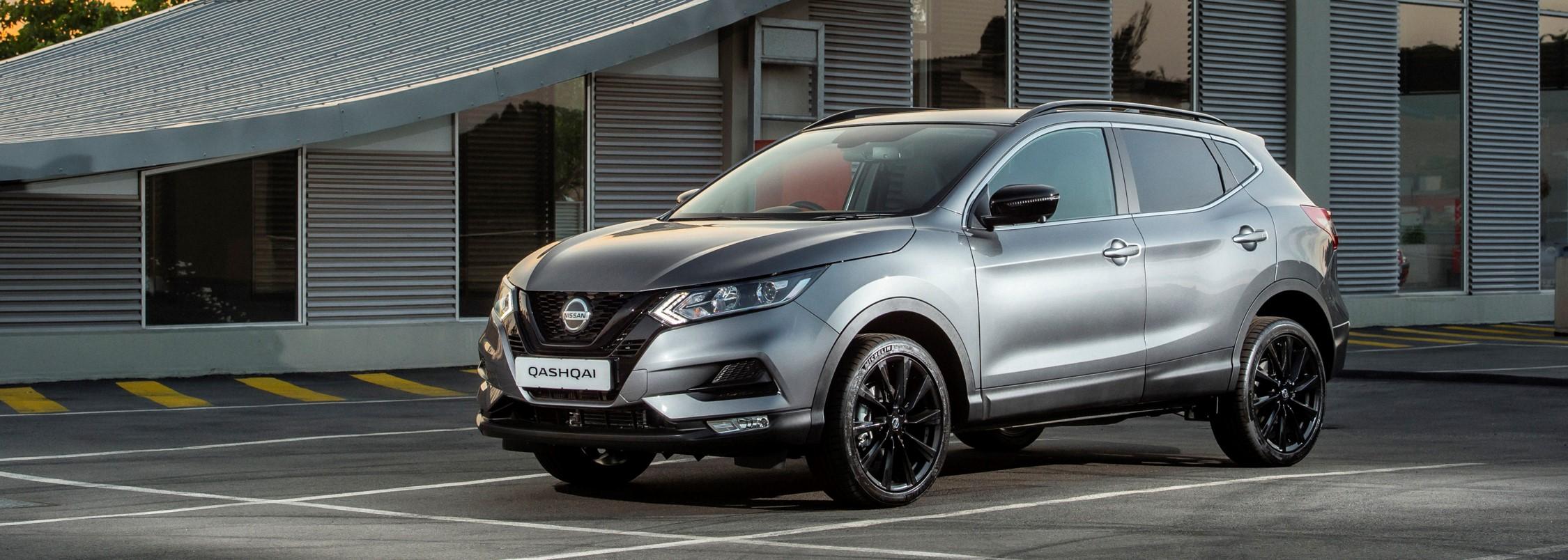 Nissan adds Midnight Edition to Qashqai range video-banner