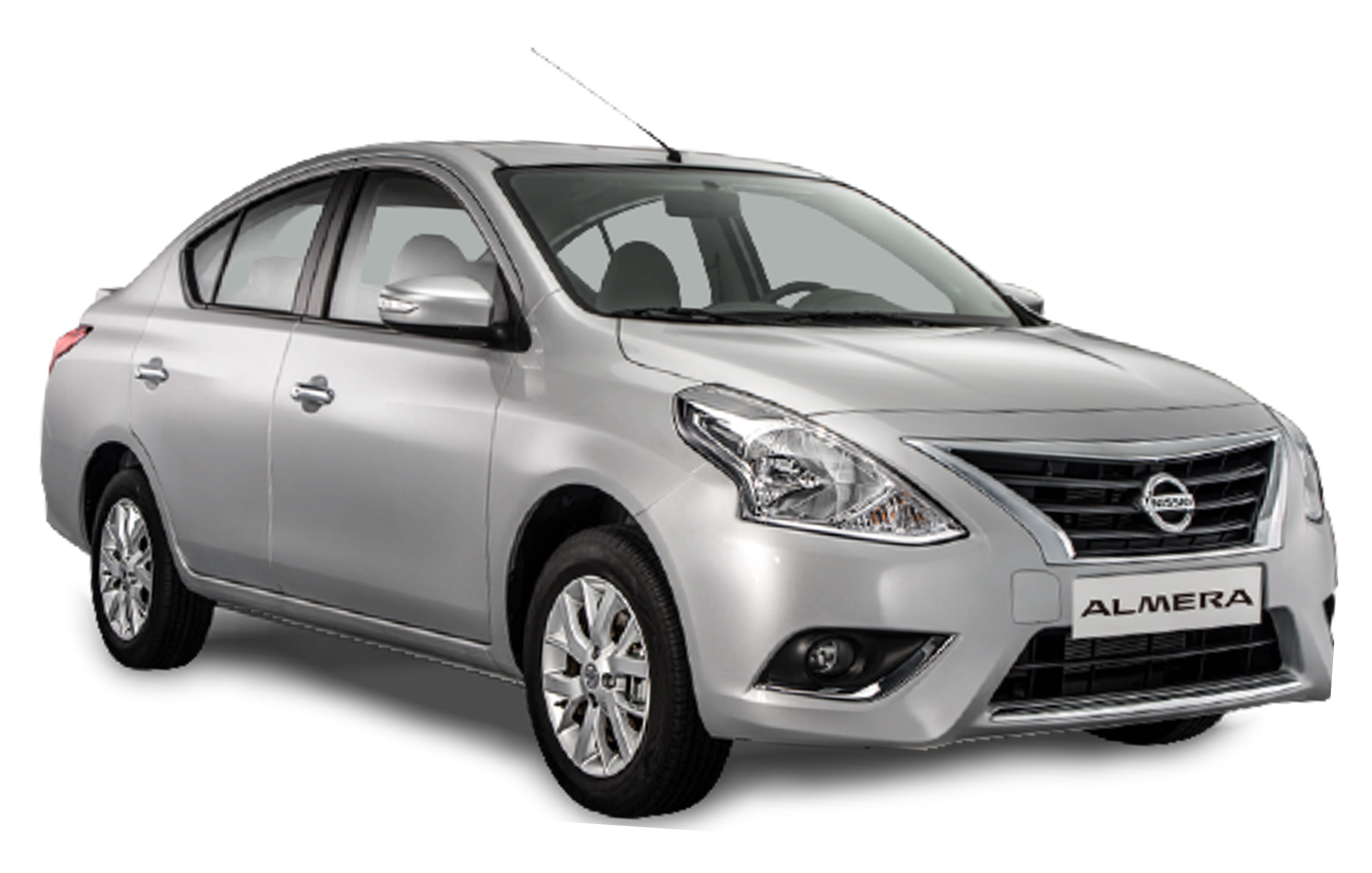 Nissan Almera from R244 900 or R2 676pm banner