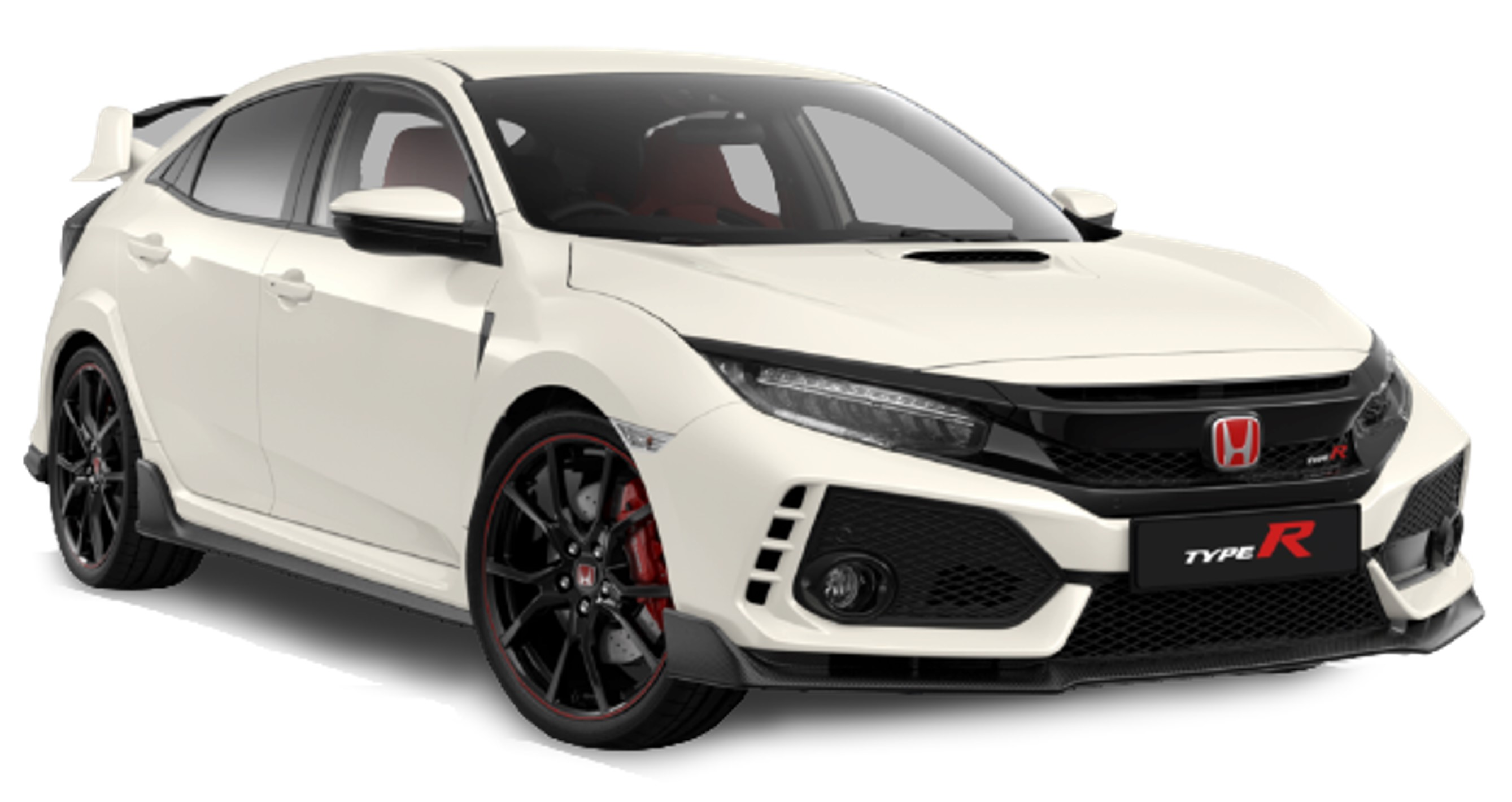 Honda Civic Type R from only R9 999 per month banner