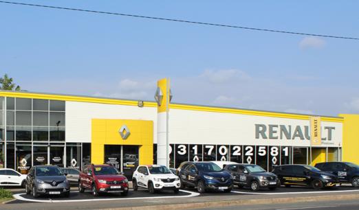 Renault Pinetown dealer image0
