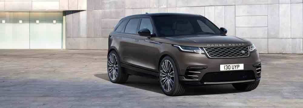 Range Rover Velar receives minor updates