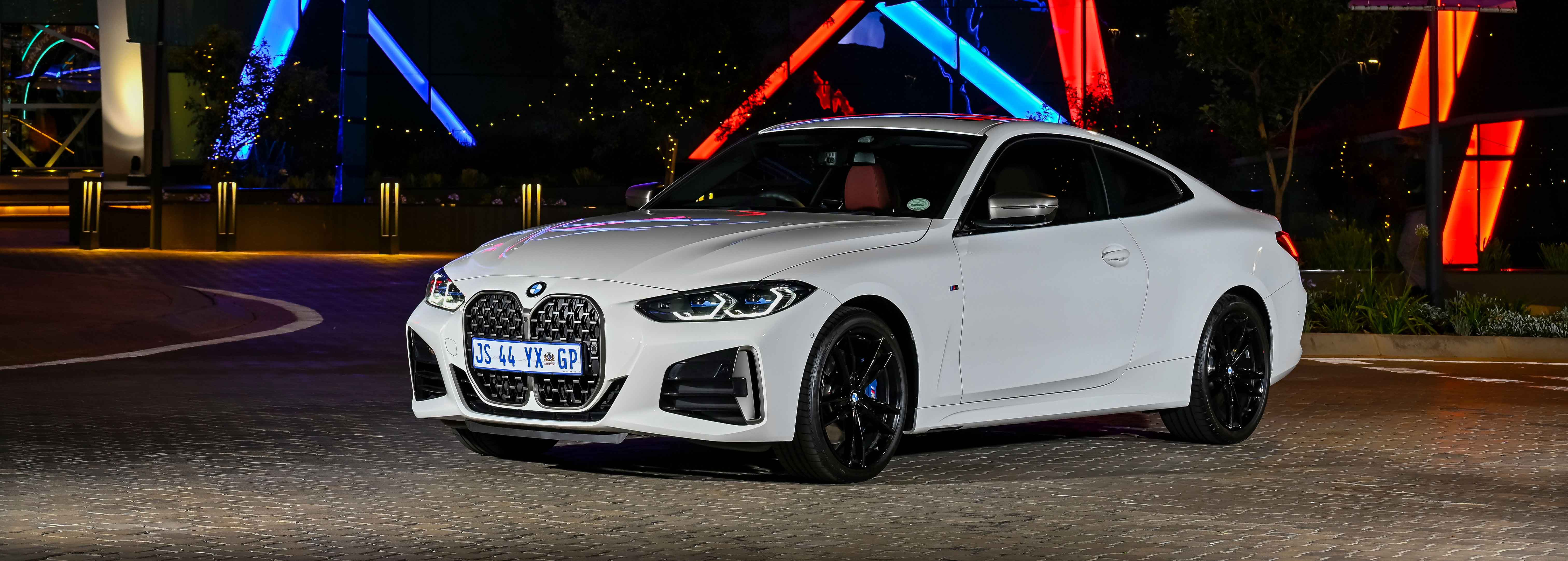 BMW 4 Series Coupé lands in SA