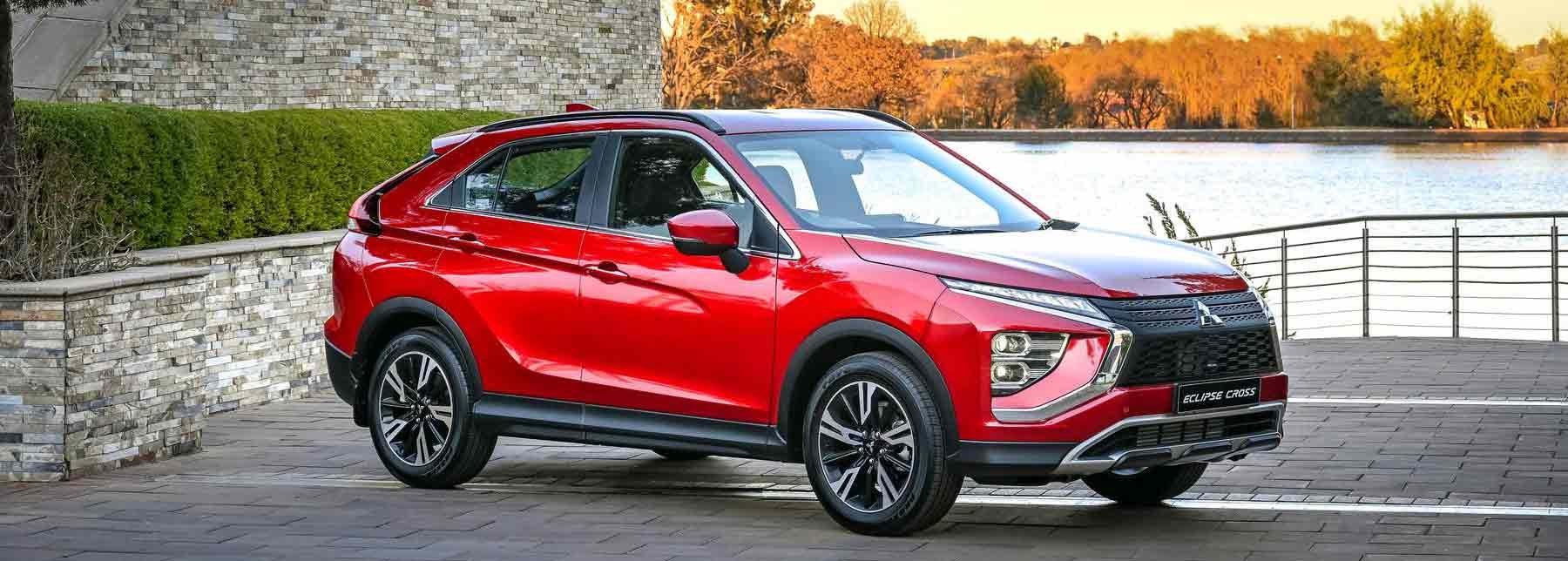 Mitsubishi launches second generation Eclipse Cross
