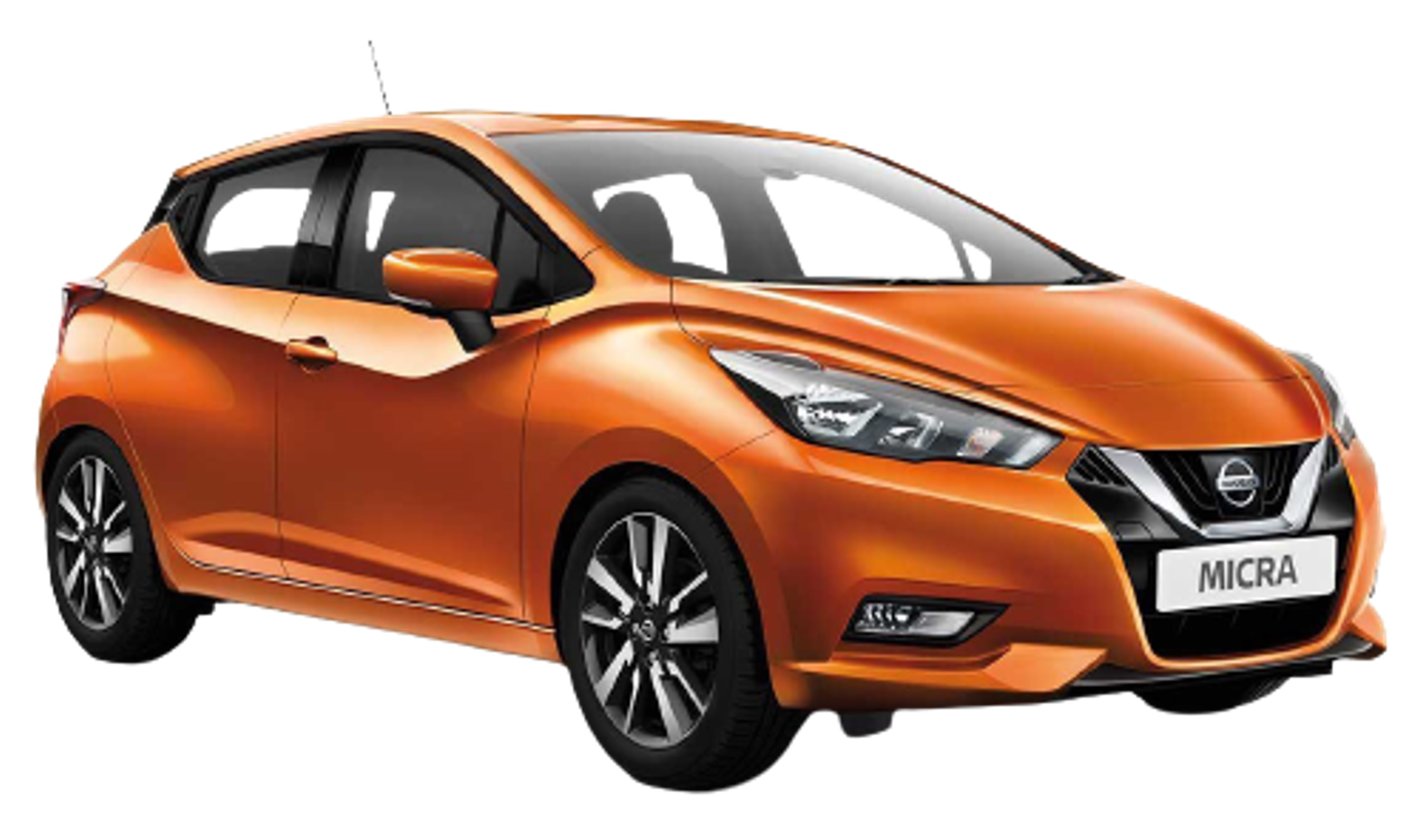 Nissan Micra Visia from R281 999 or R3 299pm banner