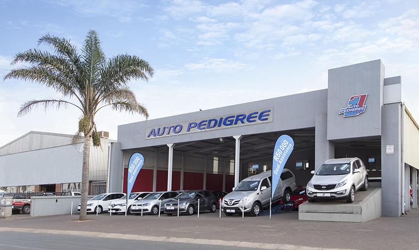 Auto Pedigree Witbank dealer image0