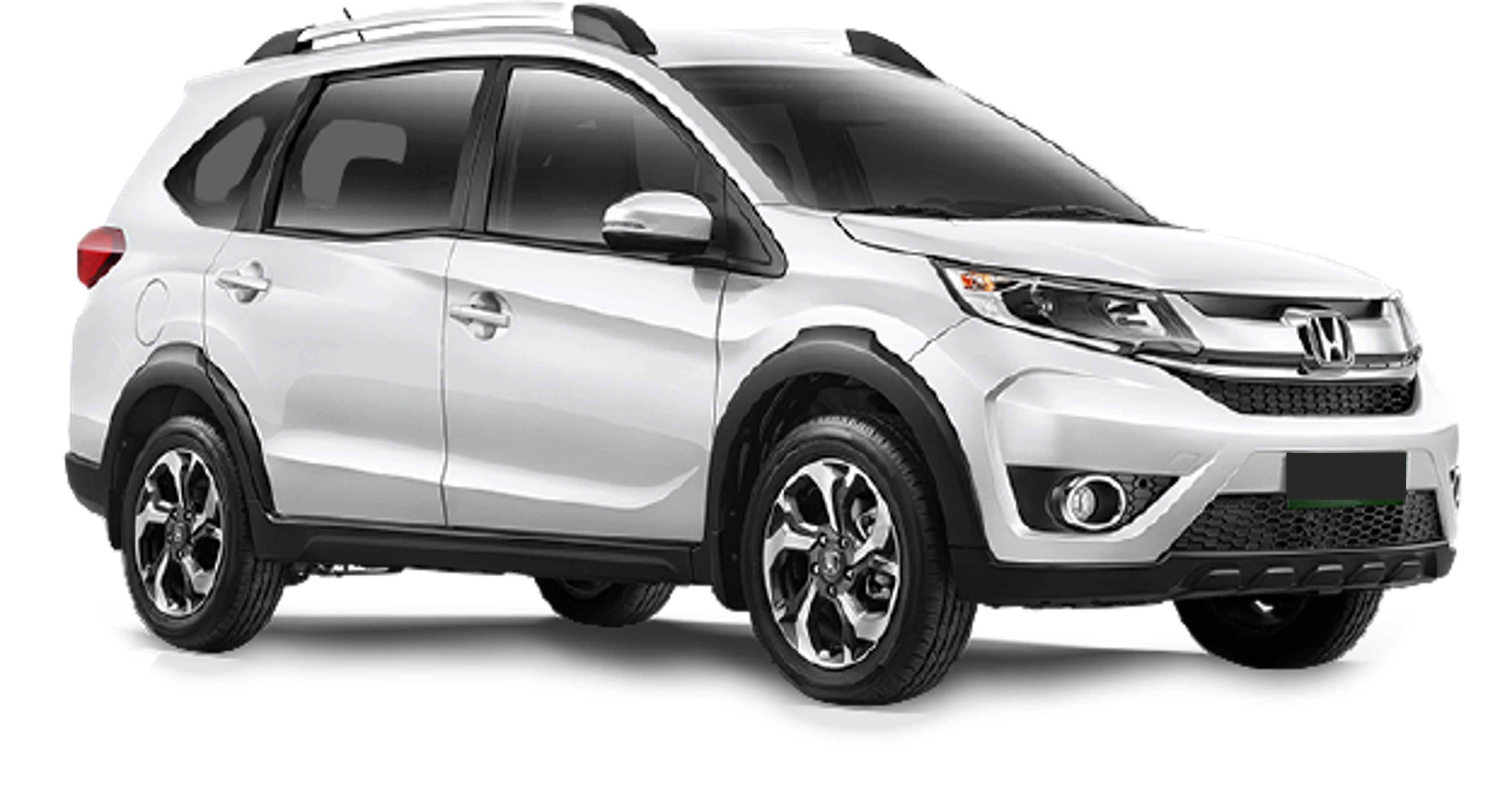 Honda BR-V from only R3 999 per month banner