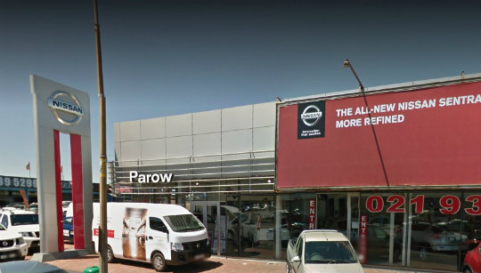 Motus Nissan Parow dealer image0