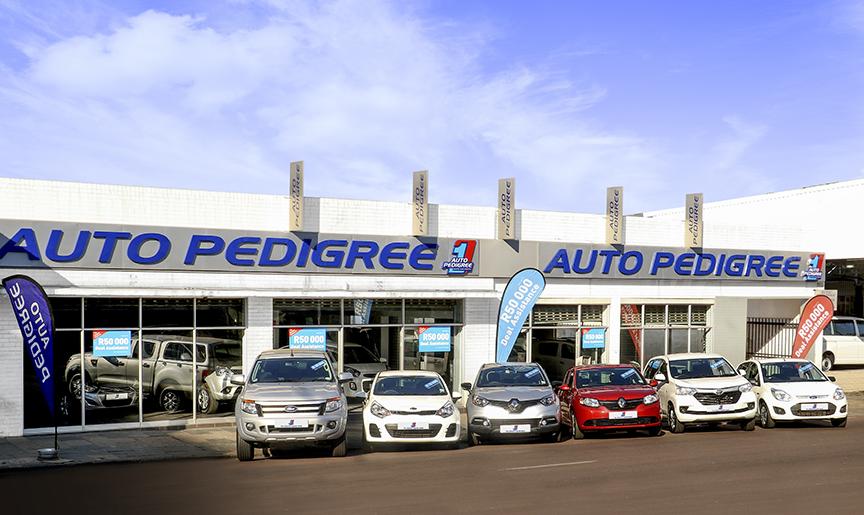 Auto Pedigree Pretoria Central