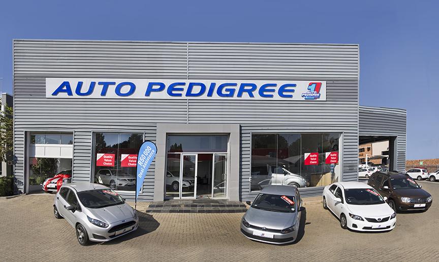 Auto Pedigree Germiston dealer image0