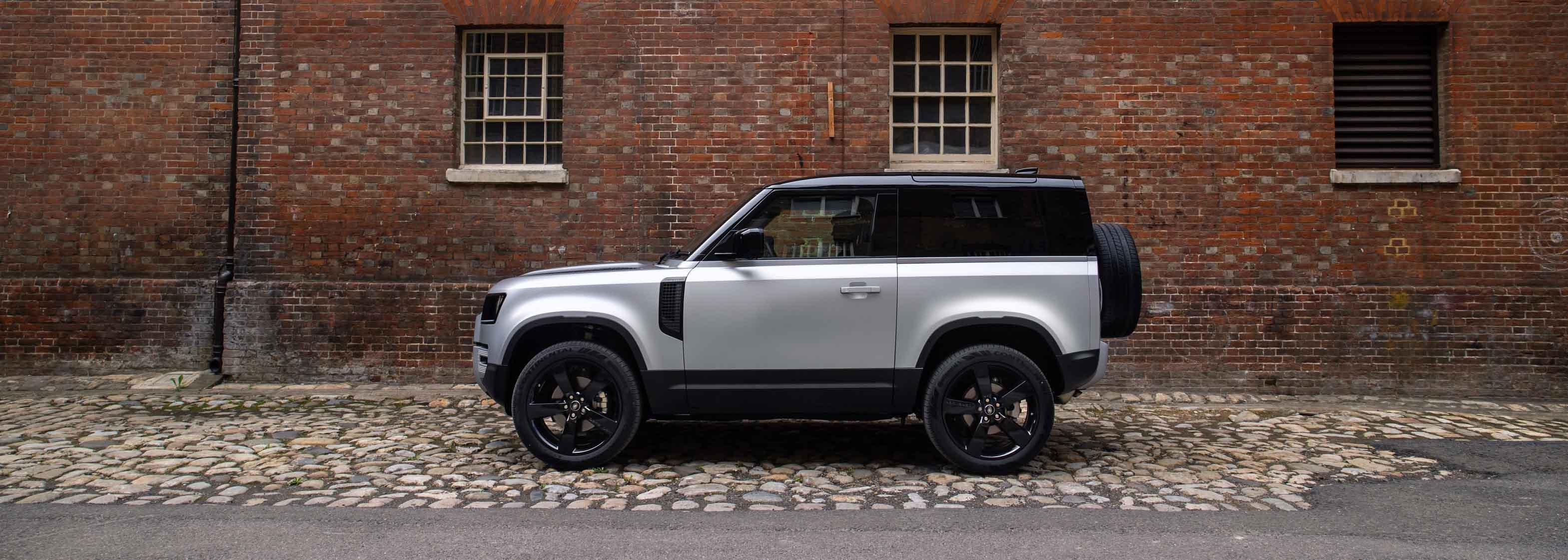 Land Rover Defender range expanded video-banner