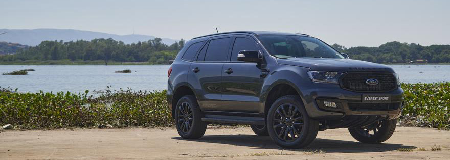 Ford Everest gets Sport treatment