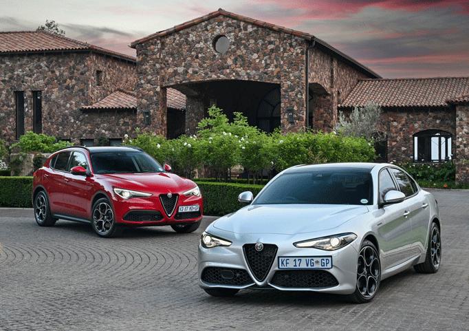 Alfa Romeo launches updated Stelvio and Giulia blog card image