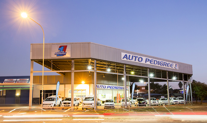 Auto Pedigree Centurion dealer image0