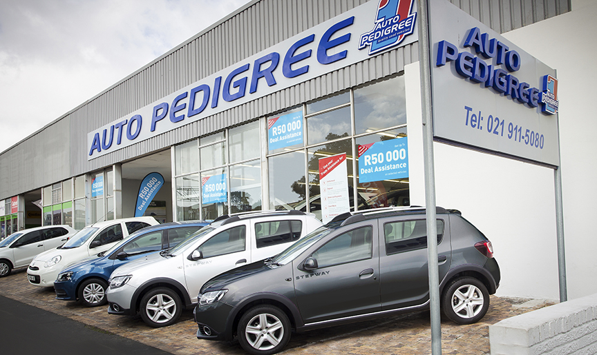 Auto Pedigree Bellville dealer image0