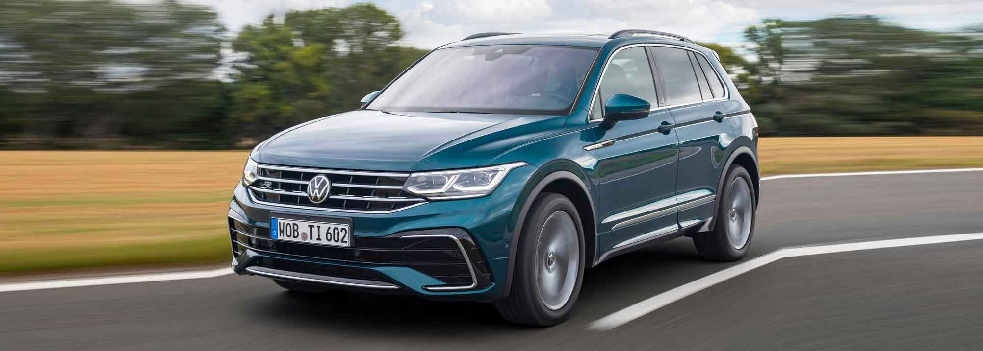 Pricing of soon to be launched VW Tiguan released