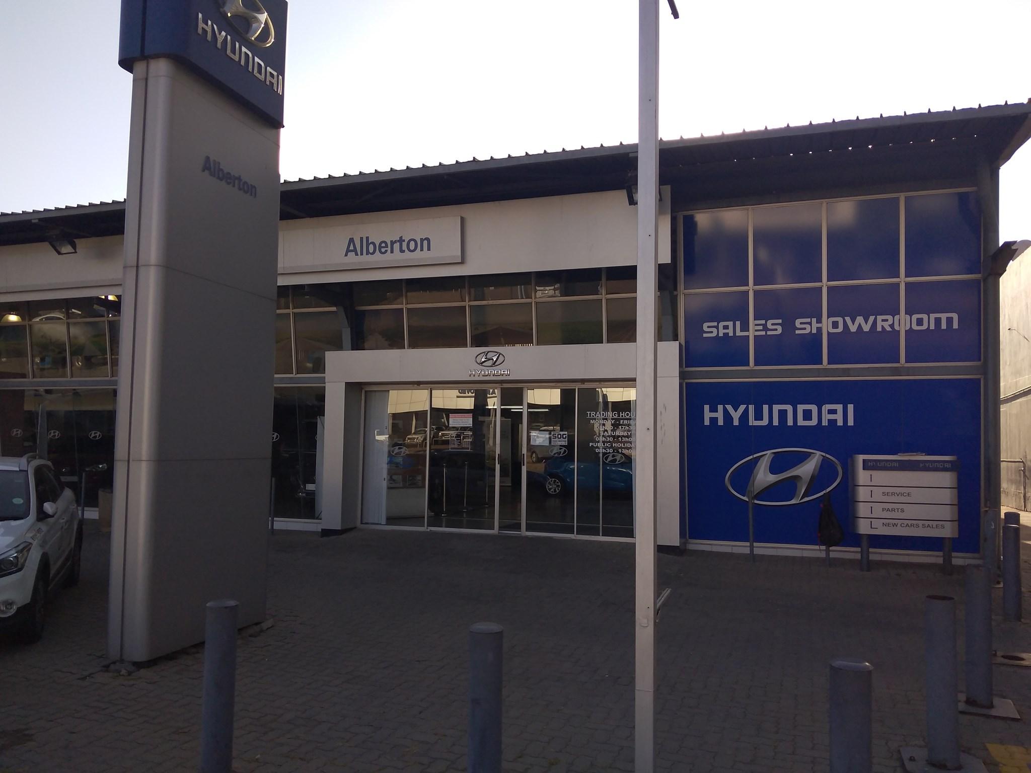 Hyundai Alberton dealer image0