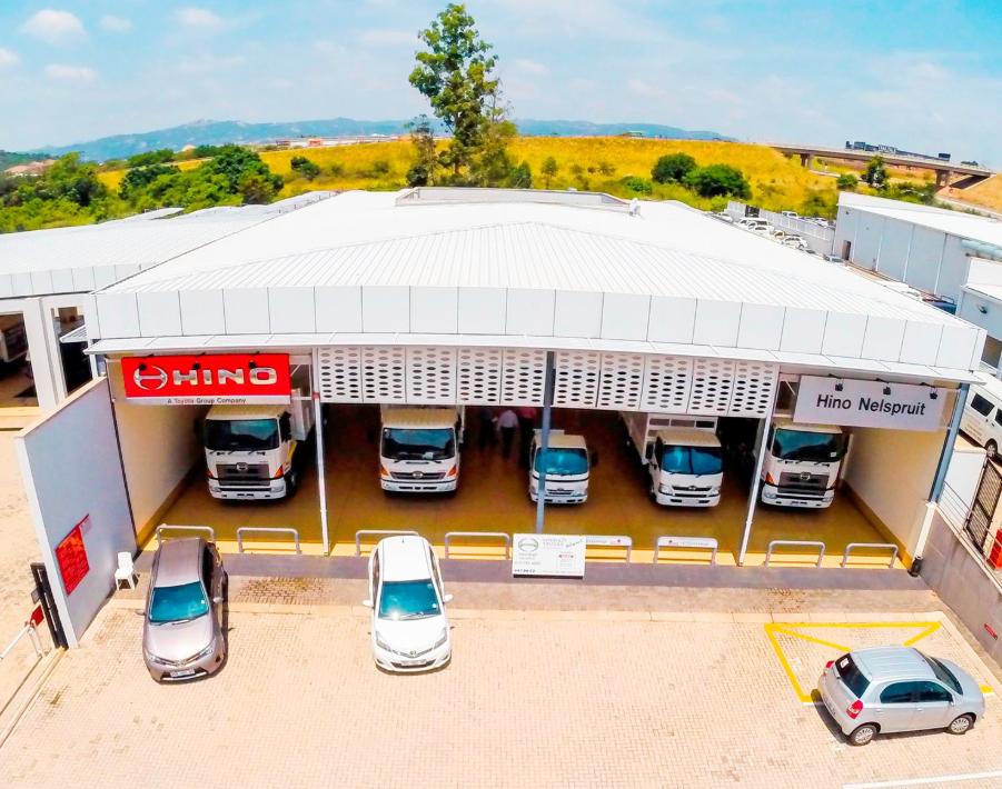 Hino Mbombela dealer image0