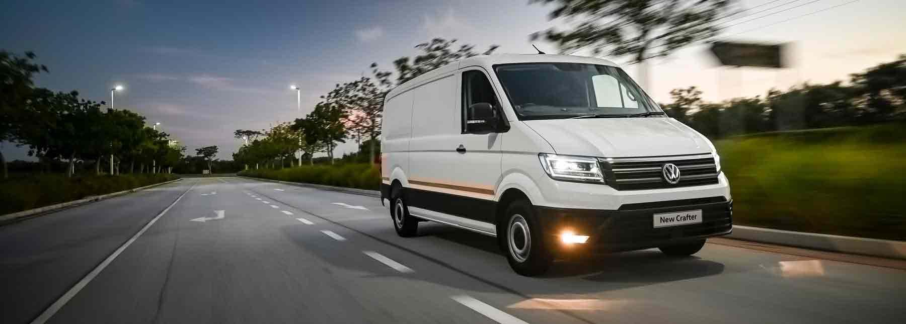 Volkswagen expands Crafter 35 model range