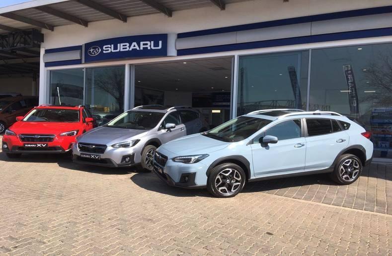 Subaru West Rand dealer image0