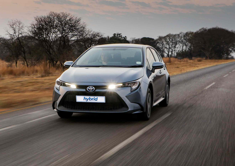Toyota Corolla gets hybrid treatment blog card image